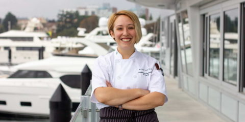 Chef Dominique Laurencelle