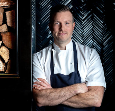 Chef Kristian Eligh