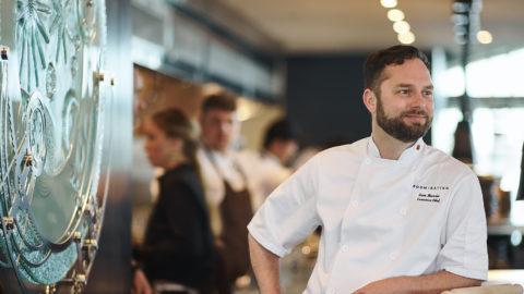 Chef Sam Harris