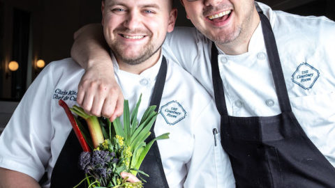 Co-Chefs Chris Klassen & Brian Tesolin