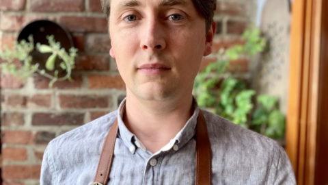 Chef Brad Holmes